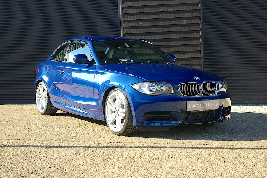 1 Series 135i M Sport Coupe Automatic DCT 3.0 2dr Coupe Automatic Petrol