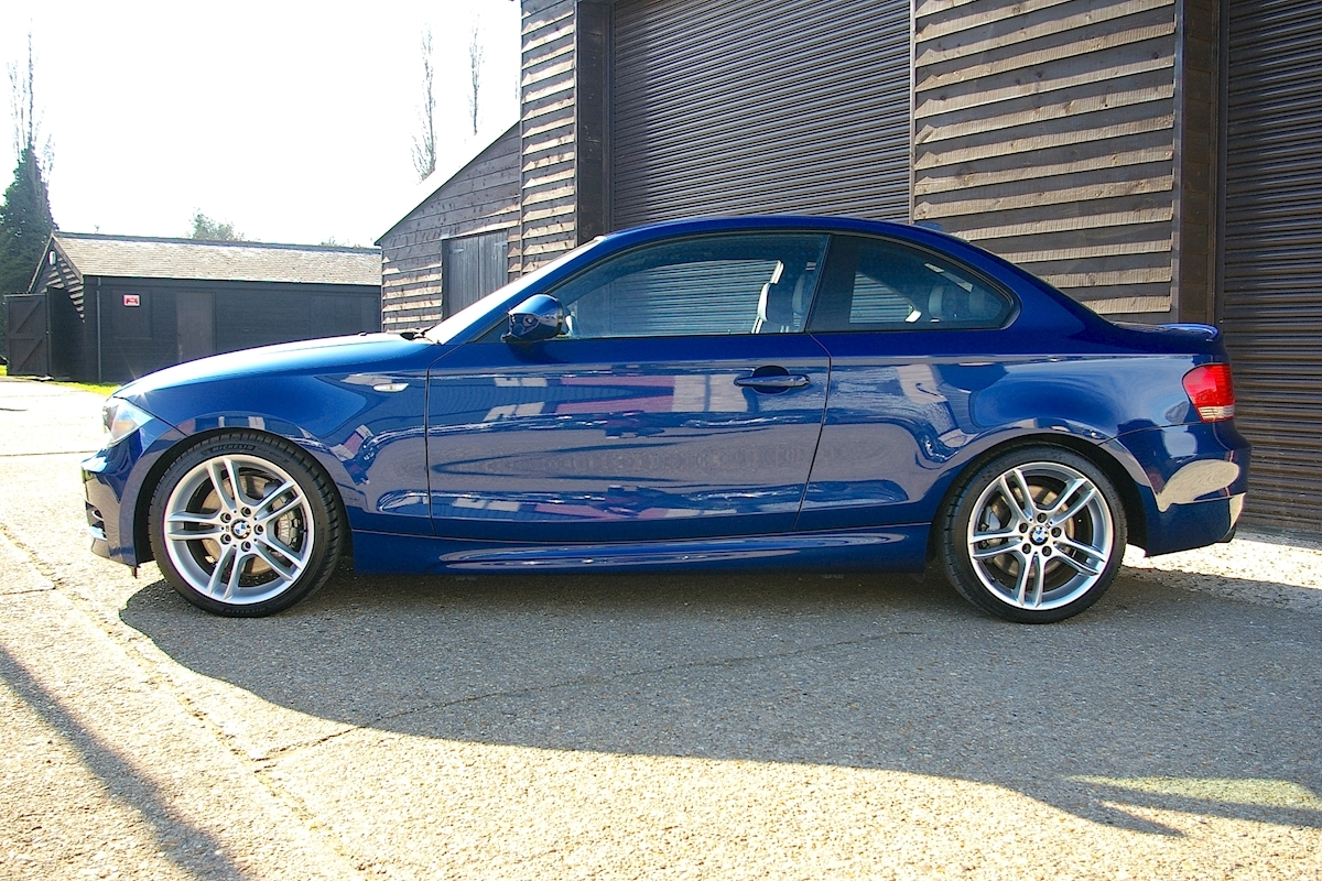 used bmw 1 series 135i m sport coupe automatic dct seymour pope. Black Bedroom Furniture Sets. Home Design Ideas