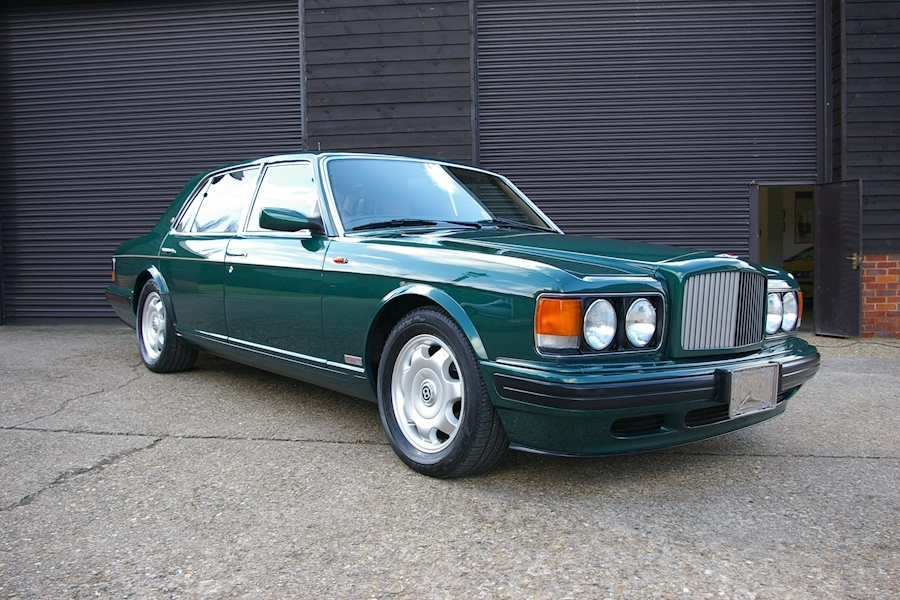 Bentley Turbo RL 6.75 Turbo R RL Automatic LEFT HAND DRIVE
