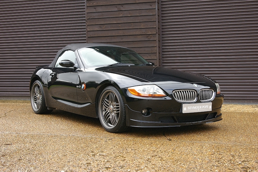 ALPINA RAODSTER Z4 3.4S 6 SPEED MANUAL Convertible 3.3 6 SPEED MANUAL Petrol