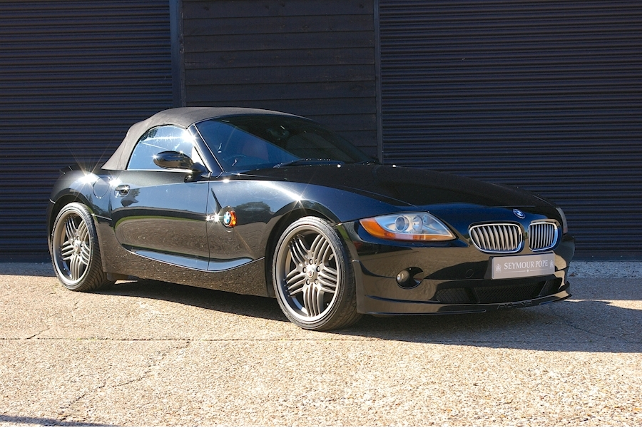 ALPINA ROADSTER Z4 3.4S 6 SPEED MANUAL