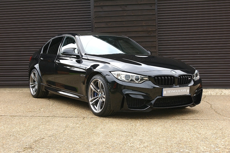 Bmw 3 Series M3 3.0 DCT Saloon