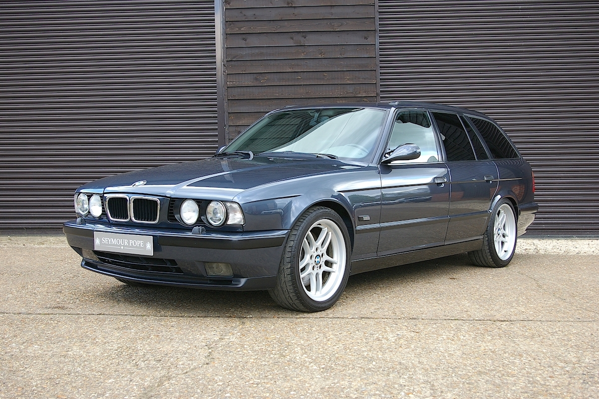 Used Bmw M5 >> Used Bmw M5 E34 M5 3 8i 6 Speed Manual Touring Seymour Pope