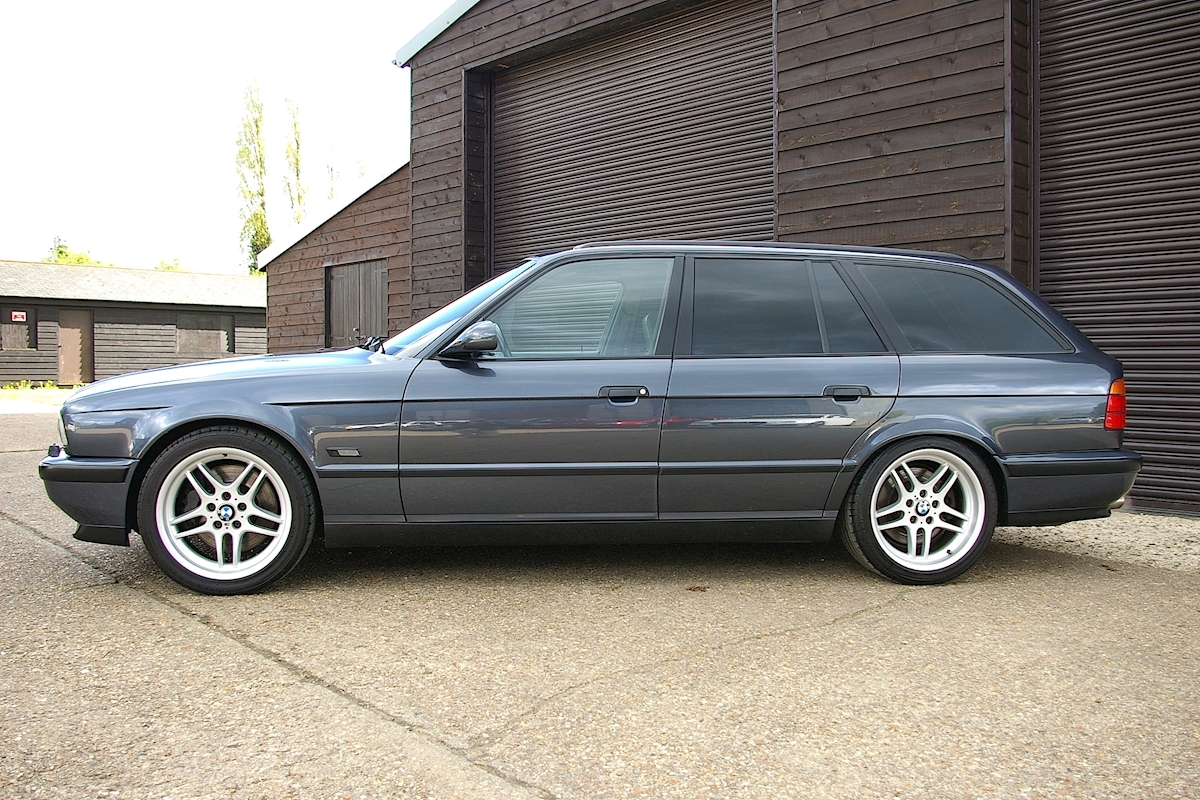 Used Bmw M5 E34 M5 3 8i 6 Speed Manual Touring Seymour
