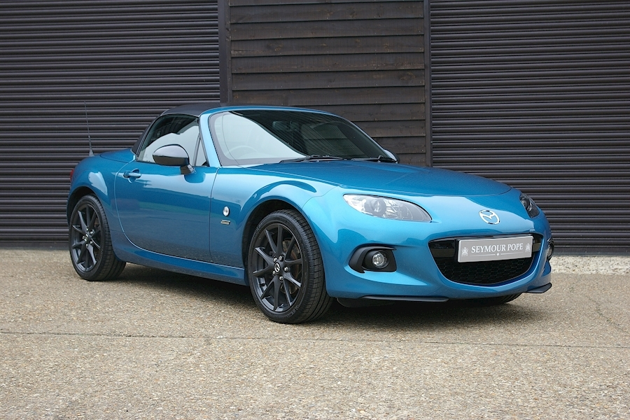 Mazda Mx-5 2.0i Roadster Sport Graphite Edition 6 Speed Manual
