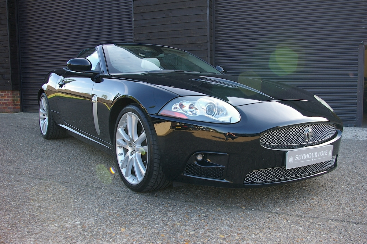 Jaguar Xk 4.2 V8 XKR Convertible Automatic - Large 0