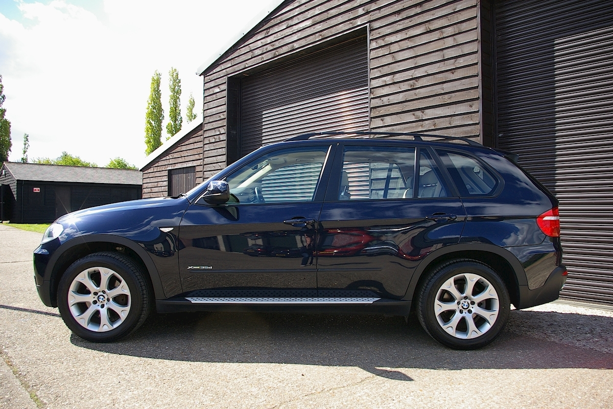 Used Bmw X5 Xdrive35d Se Automatic 7 Seater Seymour Pope