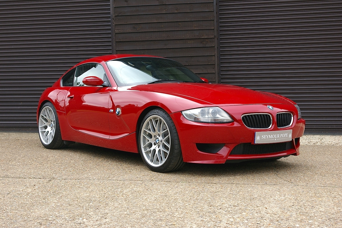 Bmw Z Series Z4 3.2 M Coupe 6 Speed Manual - Large 0