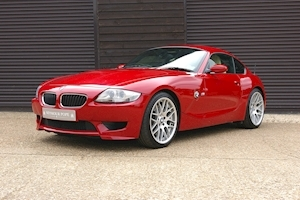 Z Series Z4 3.2 M Coupe 6 Speed Manual 3.2 2dr Coupe Manual Petrol