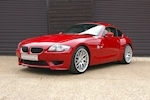 Bmw Z Series Z4 3.2 M Coupe 6 Speed Manual - Thumb 1