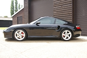 911 996 3.6 Turbo 4WD Coupe 6 Speed Manual 3.6 2dr Coupe Manual Petrol