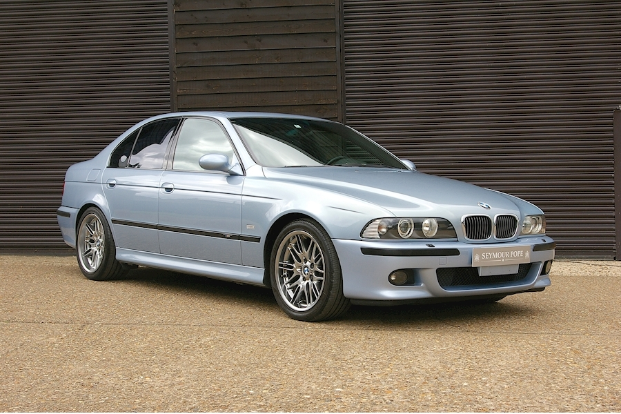 BMW 5 Series E39 M5 4.9 V8 6 Speed Manual