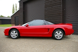 Nsx 3.0 V6 5 Speed Manual Coupe 3.0 2dr Coupe Manual Petrol