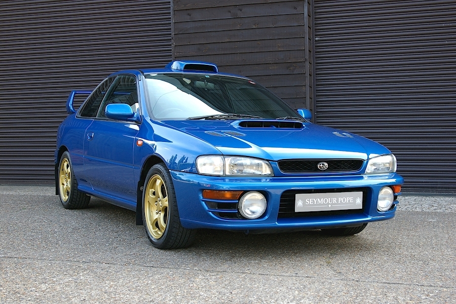 Subaru WRX V-LTD Coupe 5 Speed Manual