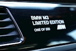 Bmw 3 Series M3 4.0 V8 Limited Edition 500 DCT Automatic Coupe - Thumb 22