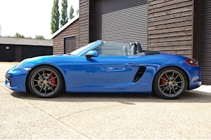 Boxster 3.4 981 GTS 2dr 6 Speed Manual Roadster 3.4 2dr Convertible Manual Petrol