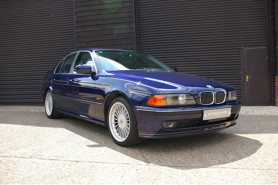 BMW 5 Series E39 540i 4.4 V8 Automatic Saloon