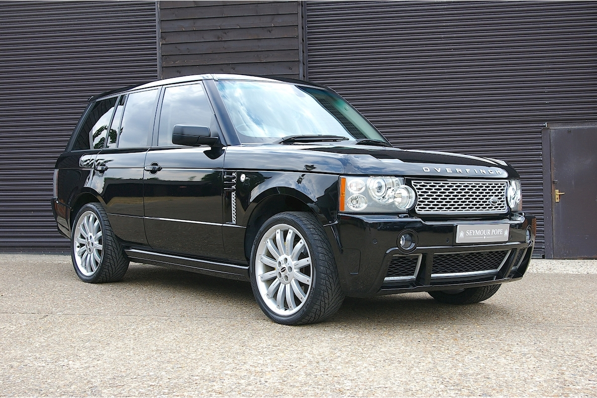 Land Rover Range Rover Tdv8 Vogue OVERFINCH - Large 0