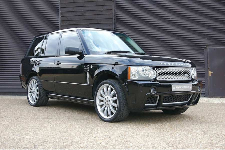 Range Rover Tdv8 Vogue OVERFINCH 3.6 5dr Estate Automatic Diesel