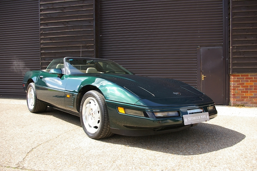 Corvette C4 5.7 V8 Convertible Automatic