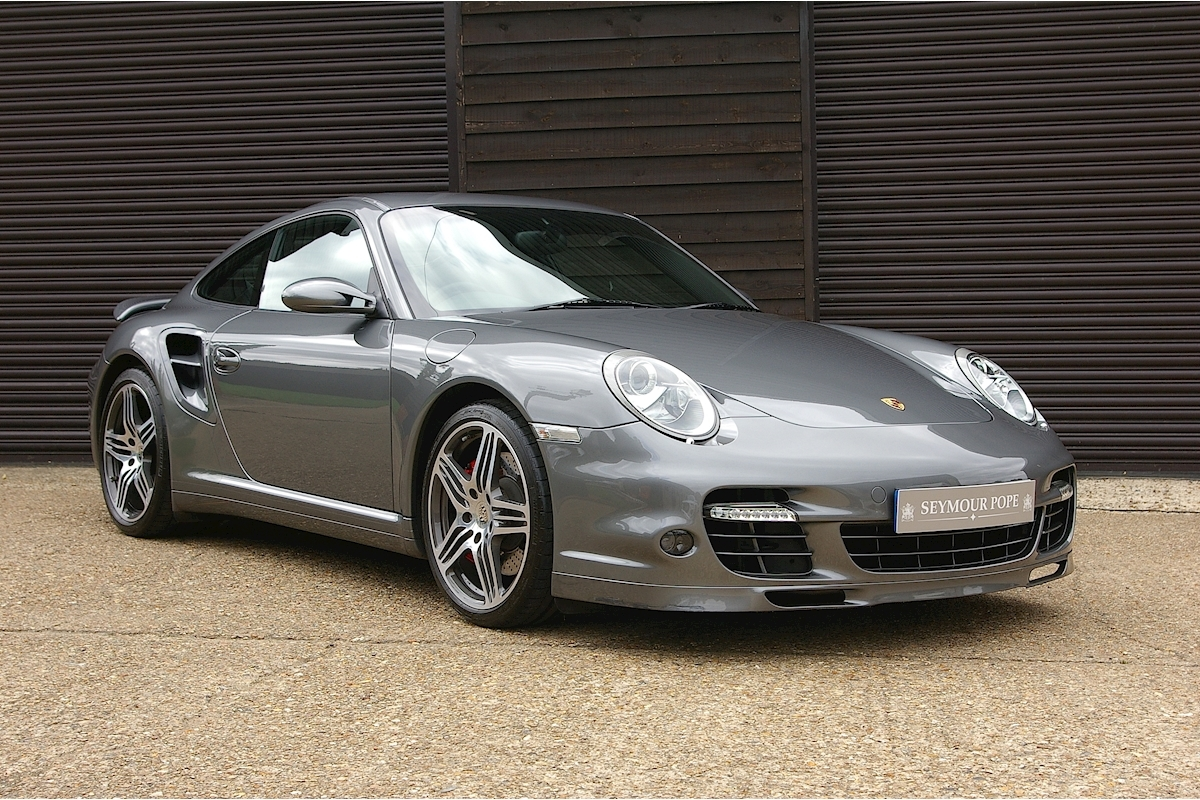 Porsche 911 997 3.6 Turbo AWD Coupe 6 Speed Manual - Large 0