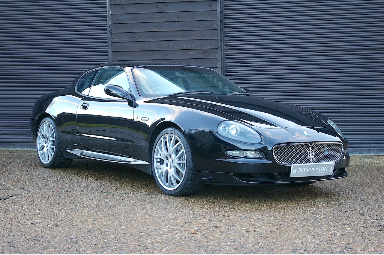 Maserati Coupe 4.2 V8 Gransport Coupe Semi-Automatic - Large 0