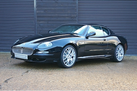 Coupe 4.2 V8 Gransport Coupe Semi-Automatic 4.2 2dr Coupe Semi Auto Petrol