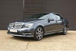 C Class C350 Cdi Blueefficiency Amg Sport Plus 7 G-Tronic Automatic Saloon Saloon 3.0 Automatic Diesel
