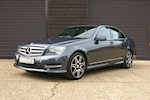 Mercedes C Class C350 Cdi Blueefficiency Amg Sport Plus 7 G-Tronic Automatic Saloon - Thumb 1