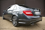 Mercedes C Class C350 Cdi Blueefficiency Amg Sport Plus 7 G-Tronic Automatic Saloon - Thumb 8