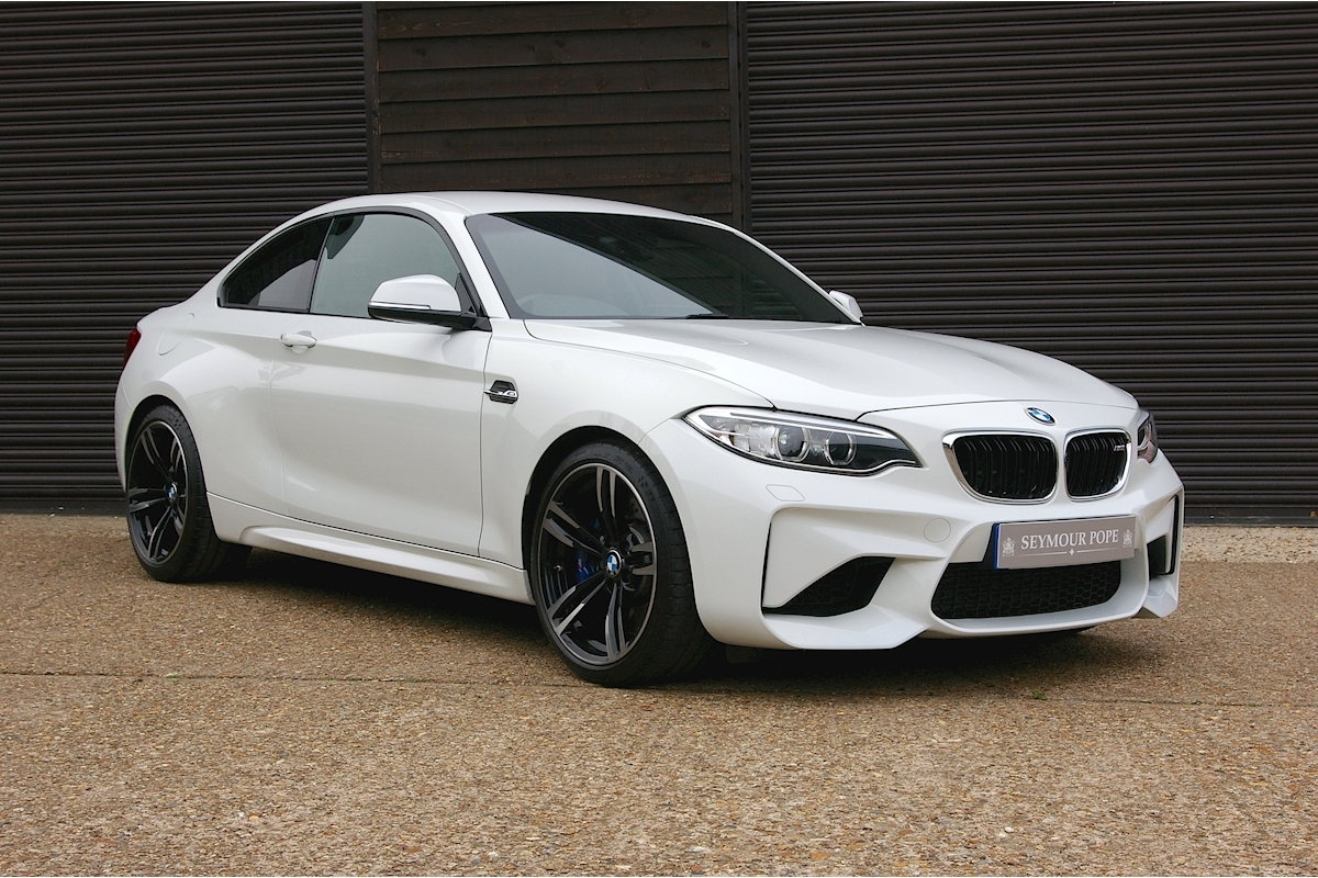 Bmw 2 Series M2 3.0 DCT Automatic Coupe - Large 0