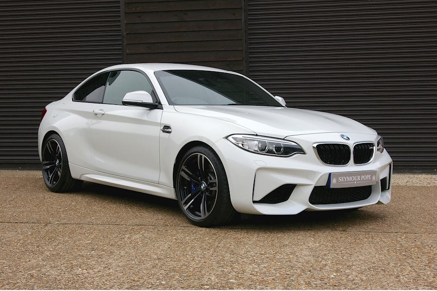 Bmw 2 Series M2 3.0 DCT Automatic Coupe