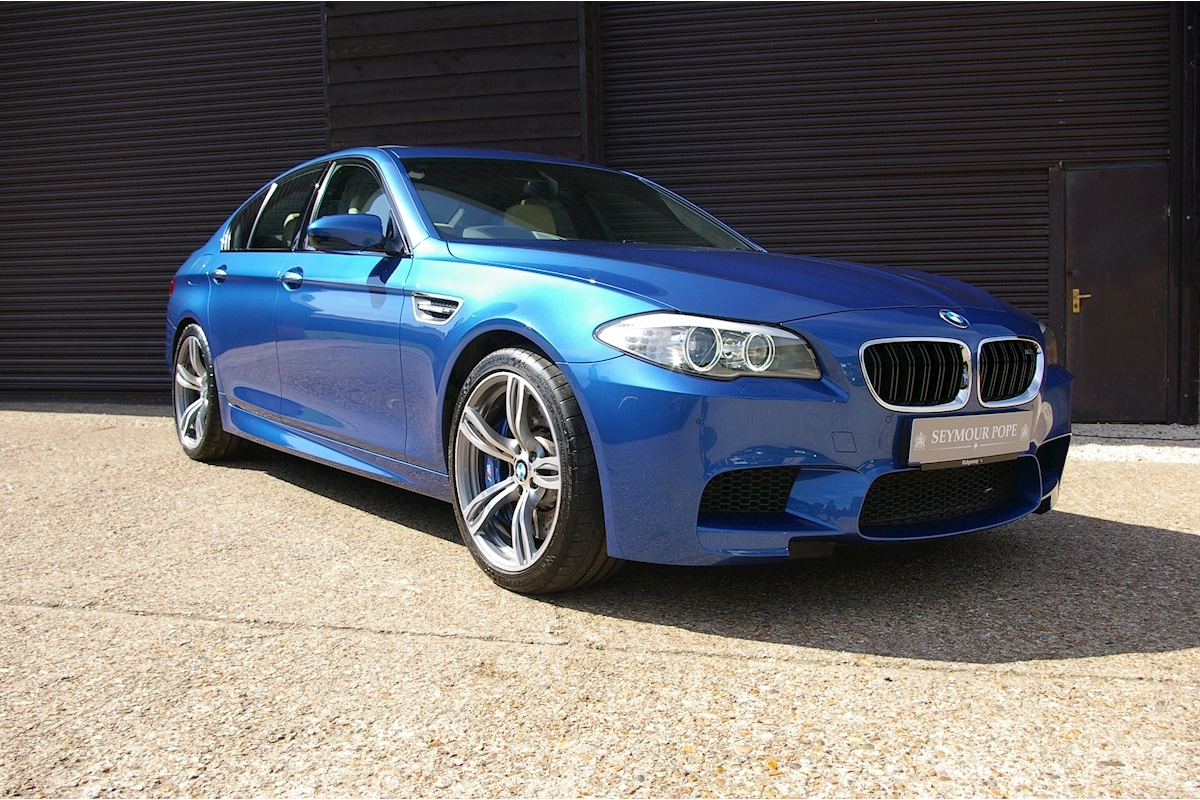 Bmw 5 Series M5 4.4 DCT Saloon - Large 0