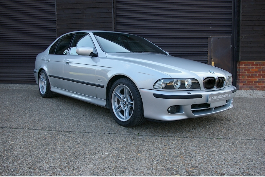 BMW 5 Series E39 540i Sport Saloon Automatic