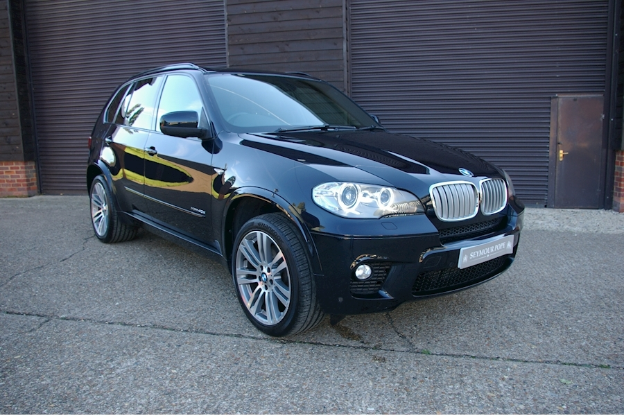 Bmw X5 Xdrive40d M Sport 7 Seats Automatic