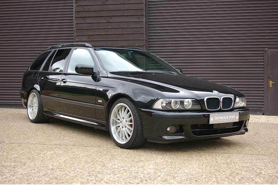 BMW 5 Series E39 525i Sport Touring Automatic