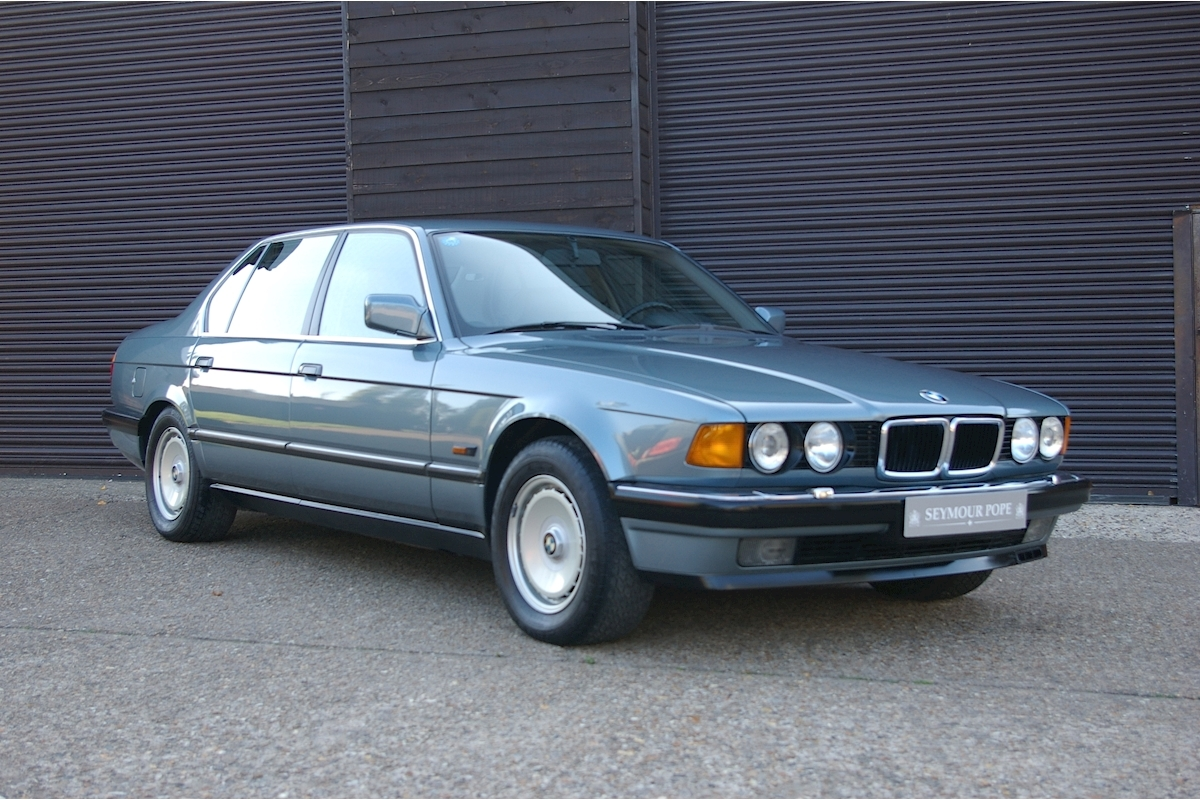 BMW 7 Series E32 750iL V12 LWB Automatic Saloon LHD - Large 0
