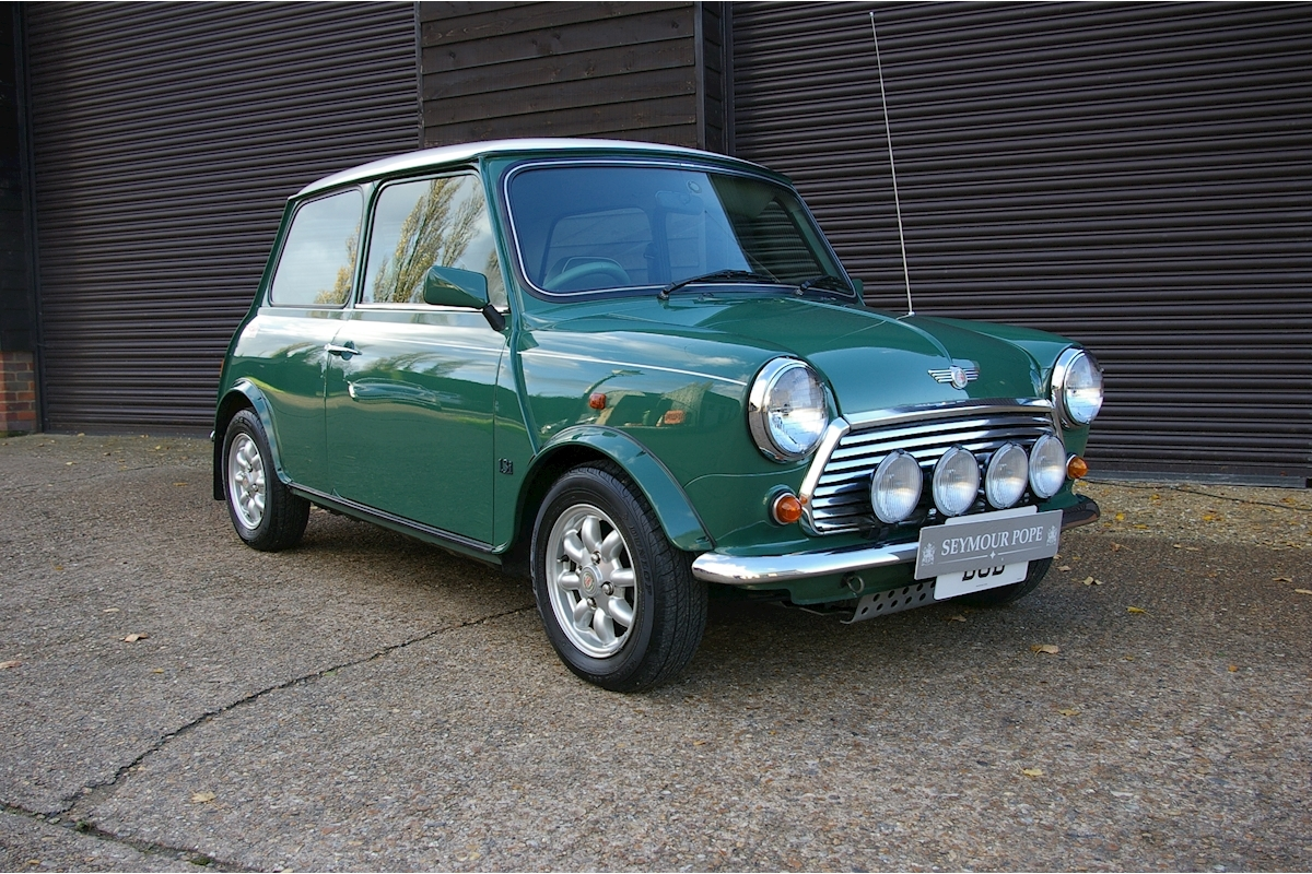Rover Mini 1.3i Cooper 35th Anniversary LE Manual - Large 0
