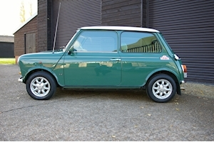 Mini 1.3i Cooper 35th Anniversary LE Manual 1300 3dr Hatchback Manual Petrol