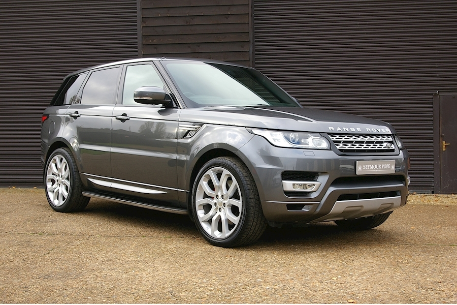 Land Rover Range Rover Sport 3.0 SD V6 HSE Automatic Range Rover Sport HSE SDV