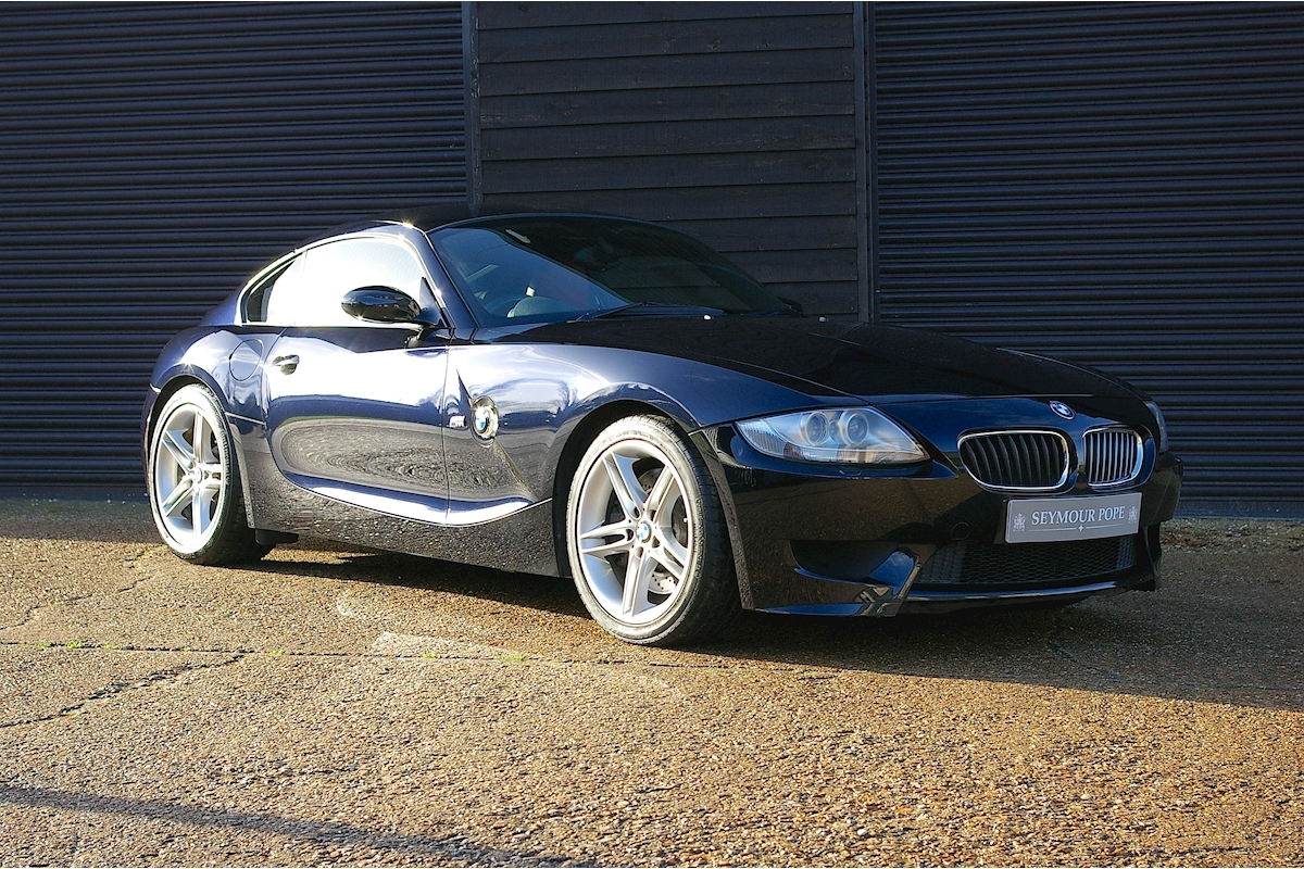 Bmw Z Series Z4 M 3.2 Coupe 6 Speed Manual - Large 0