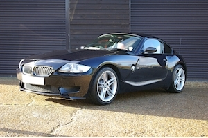 Z Series Z4 M 3.2 Coupe 6 Speed Manual 3.2 2dr Coupe Manual Petrol