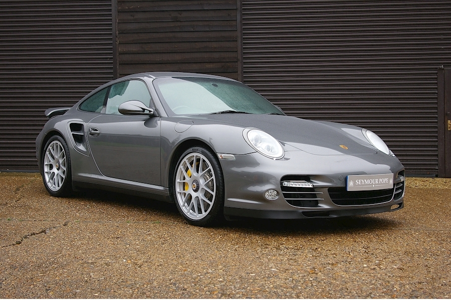 Porsche 911 3.8 Turbo S PDK AWD Coupe