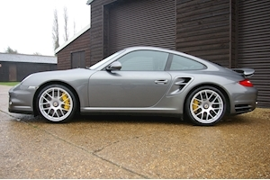 911 3.8 Turbo S PDK AWD Coupe 3.8 2dr Coupe Semi Auto Petrol