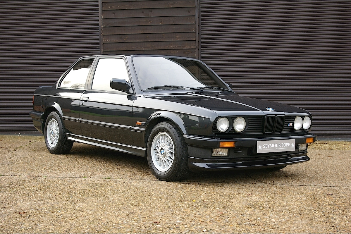 BMW 3 Series E30 320i M-TECH Coupe 5 Speed Manual - Large 0