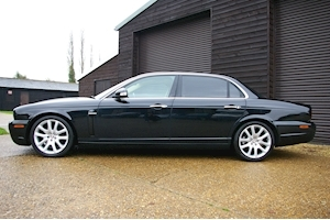 XJL 2.7 TDV6 Sovereign LWB 2.7 4dr Saloon Automatic Diesel