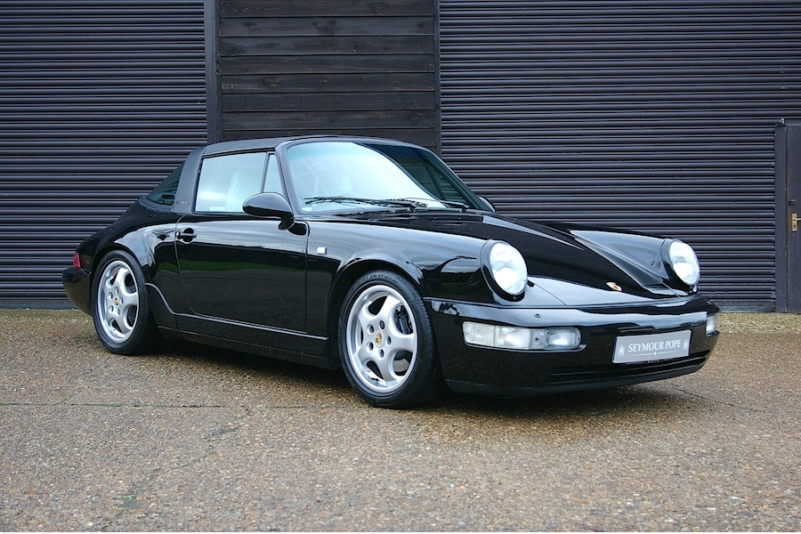 Porsche 911 964 Carrera 2 Targa 5 Speed Manual