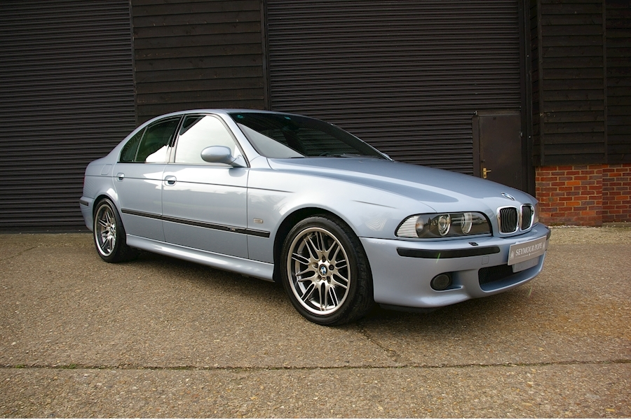 BMW 5 Series E39 M5 4.9 V8 6 Speed Manual Saloon LHD