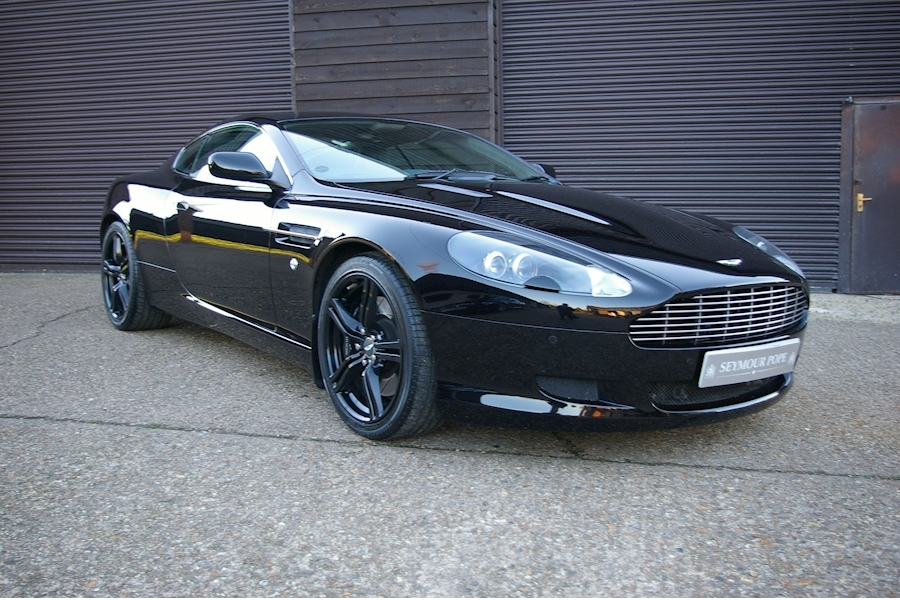 Aston Martin Db9 5.9 V12 SPORT PACKAGE COUPE