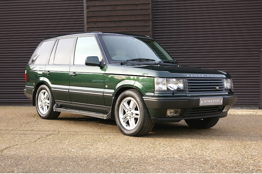 Land Rover Range Rover 4.6 HSE Royal Edition Automatic AWD